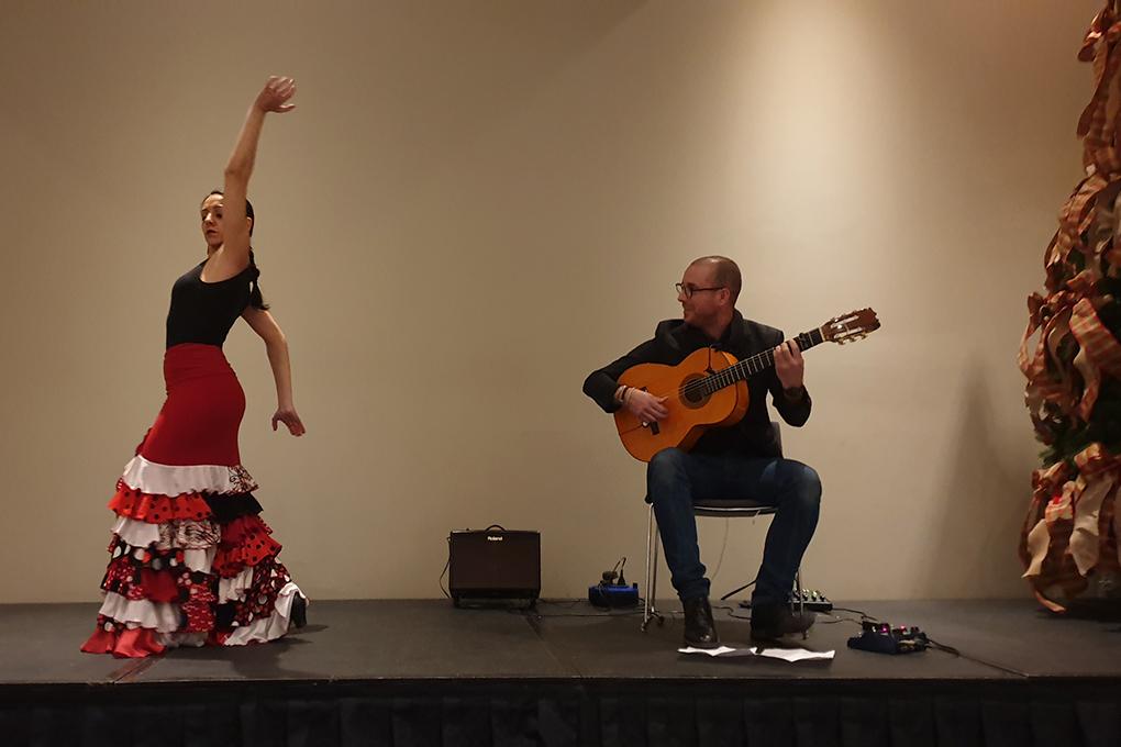 flamenco science