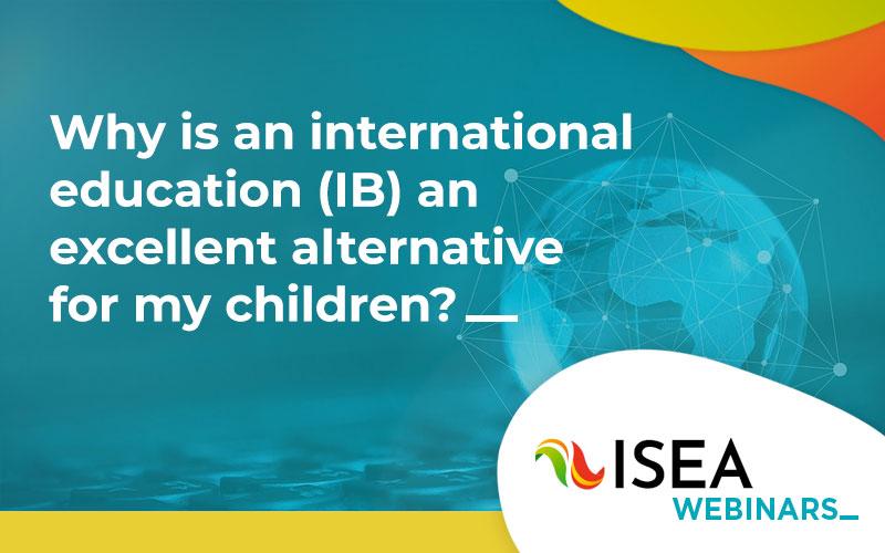 ISEA Webinar