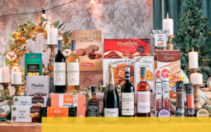 Hamper around ireland